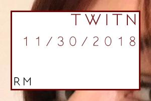 TWITN 11/30/2018