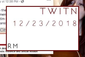 TWITN 12/23/2018
