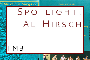 Spotlight: Al Hirsch